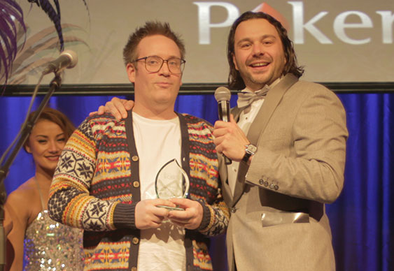 Poker Personality of the Year Sam Grafton