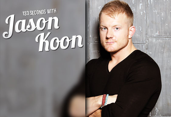 133 Seconds With Jason Koon