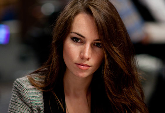133 Seconds with… Liv Boeree