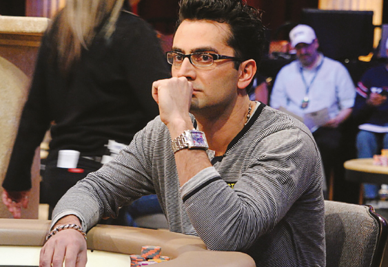 Antonio Esfandiari on Fatherhood