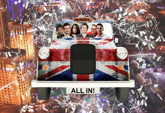 Brits in Vegas