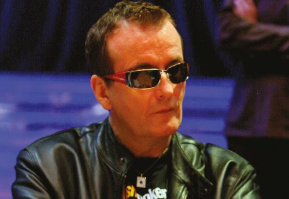 Dave Ulliott, 1954-2015