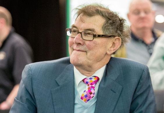 Liam Flood: 1943 – 2014