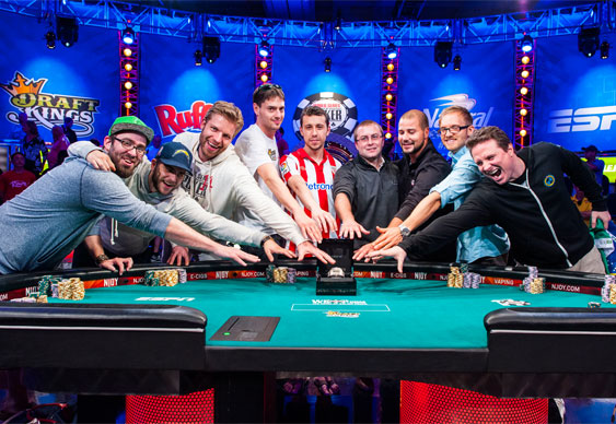 Meet The WSOP November Nine