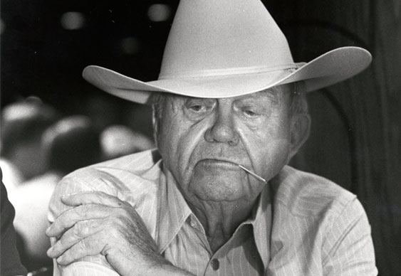 Benny Binion: In His Own Words