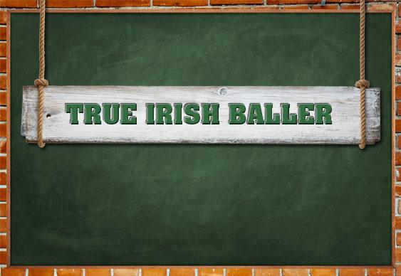 True Irish Baller: We Aren't All Social Introverts