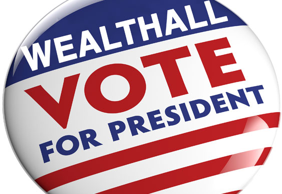 Wealthall: Election