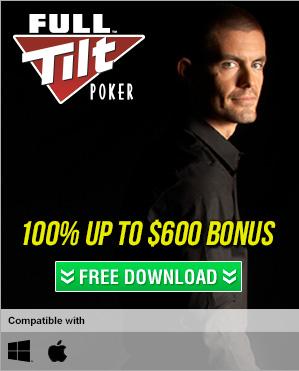 Full tilt poker deposit bonus